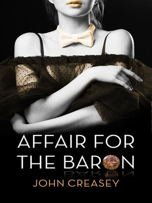 cover image of An Affair For the Baron