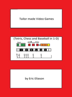 cover image of Tailor Made Video Games