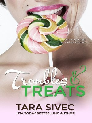 cover image of Troubles and Treats