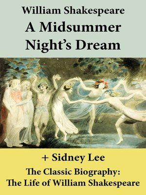 cover image of A Midsummer Night's Dream and the Classic Biography
