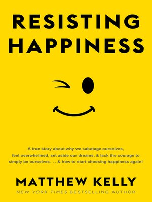 cover image of Resisting Happiness