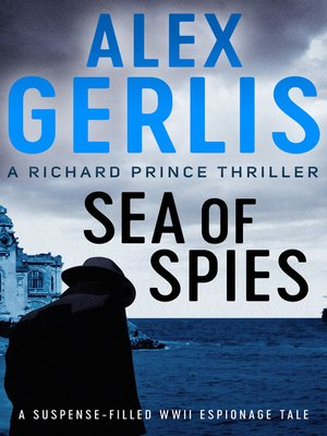 cover image of Sea of Spies