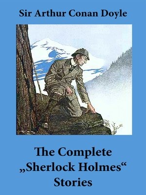 "cover image of The Complete ""Sherlock Holmes"" Stories"