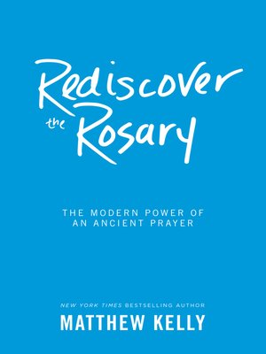 cover image of Rediscover the Rosary