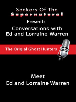 cover image of Meet Ed and Lorraine Warren
