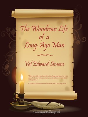 cover image of The Wondrous Life of a Long-Ago Man