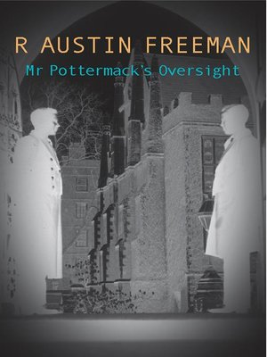 cover image of Mr Pottermack's Oversight