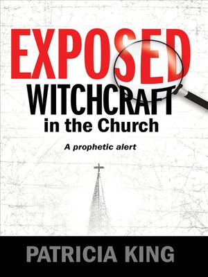 cover image of Exposed – Witchcraft in the Church