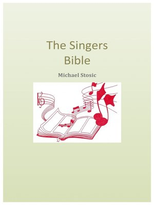 cover image of The Singers Bible