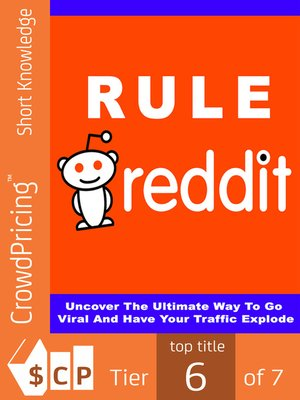 cover image of Rule Reddit