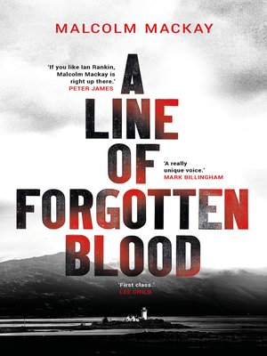 cover image of A Line of Forgotten Blood