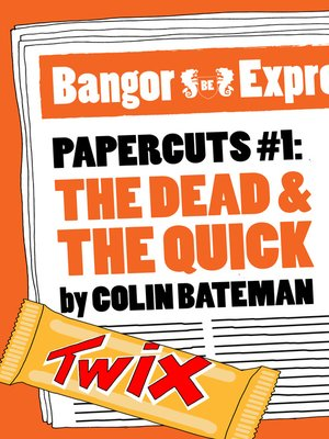 cover image of Papercuts 1