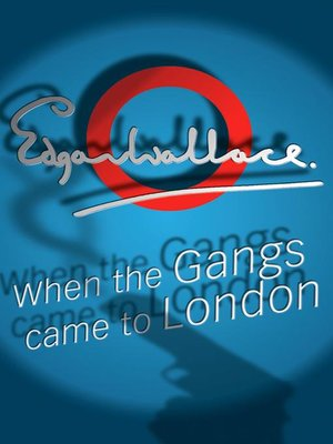cover image of When the Gangs Came to London