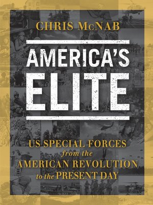 cover image of America's Elite