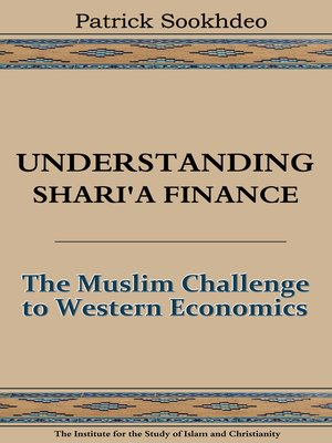 cover image of Understanding Shari'a Finance