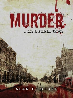 cover image of Murder... in a Small Town