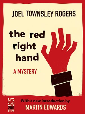 cover image of The Red Right Hand