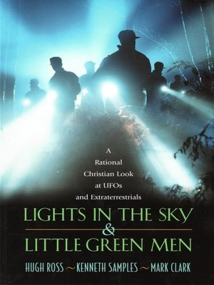 cover image of Lights In the Sky & Little Green Men