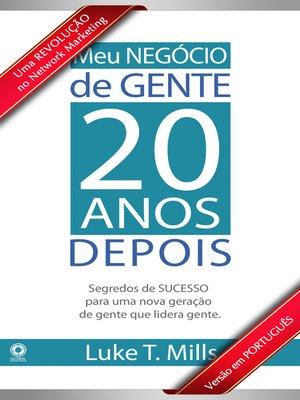 cover image of Meu Negócio de Gente, 20 Anos Depois