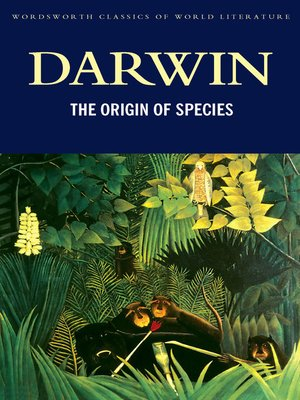 cover image of The Origin of Species
