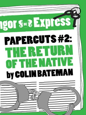 cover image of Papercuts 2