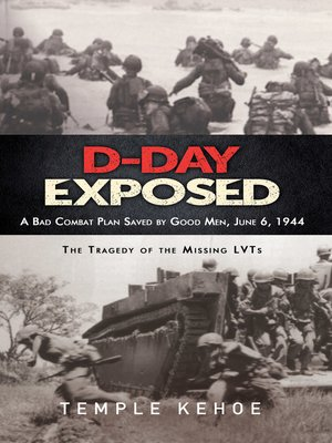 cover image of D-Day Exposed