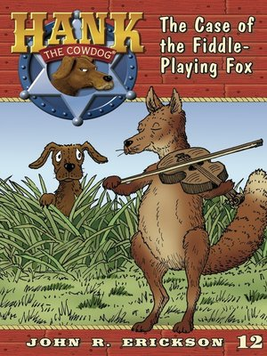 cover image of The Case of the Fiddle Playing Fox