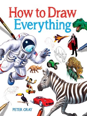cover image of How to Draw Everything