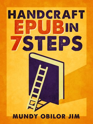 cover image of Handcraft Epub in 7 Steps