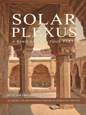 cover image of Solar Plexus