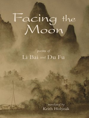 cover image of Facing the Moon