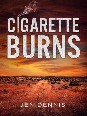 cover image of Cigarette Burns