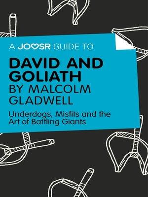 david and goliath gladwell pdf