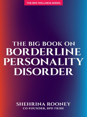 cover image of The Big Book On Borderline Personality Disorder