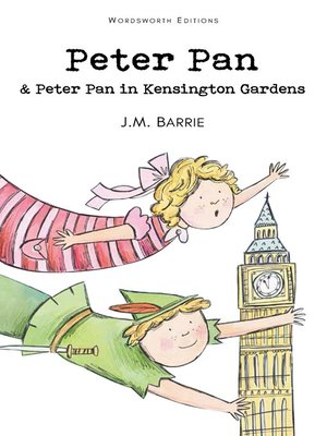 cover image of Peter Pan & Peter Pan in Kensington Gardens