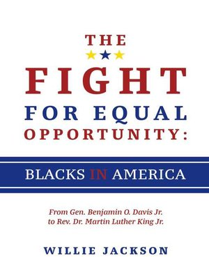 cover image of The Fight for Equal Opportunity