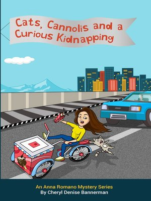 cover image of Cats, Cannoli and a Curious Kidnapping