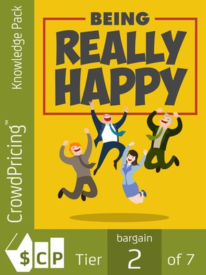 cover image of Being Really Happy
