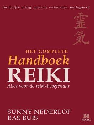 cover image of Complete Handboek Reiki