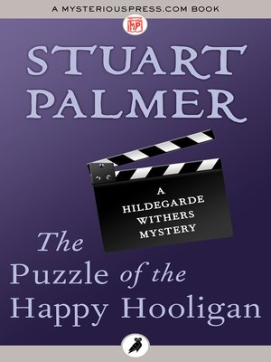 cover image of The Puzzle of the Happy Hooligan