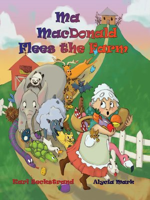 cover image of Ma MacDonald Flees the Farm