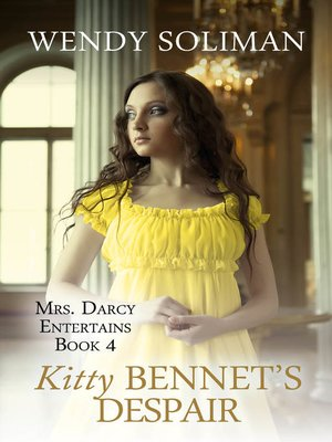 cover image of Kitty Bennet's Despair