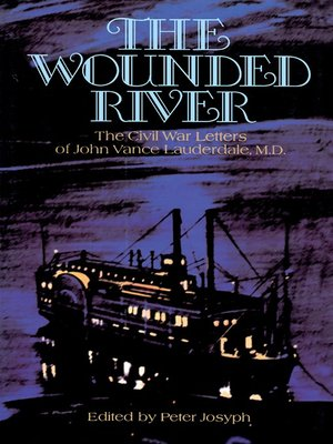 cover image of The Wounded River