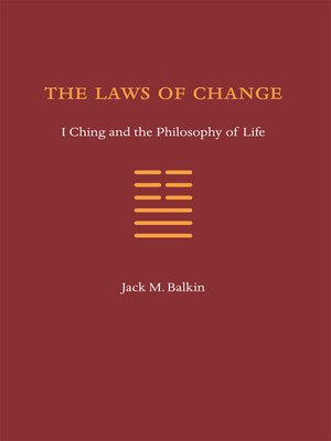 cover image of The Laws of Change