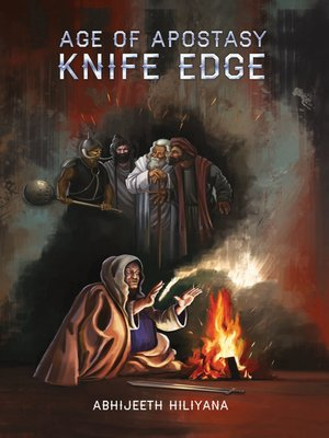 cover image of Age of Apostasy-Knife Edge