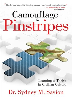cover image of Camouflage to Pinstripes