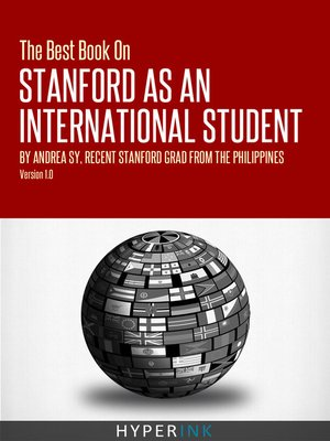 cover image of The Best Book on Stanford International Admissions