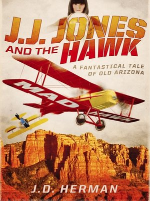 cover image of J.J. Jones and the Hawk