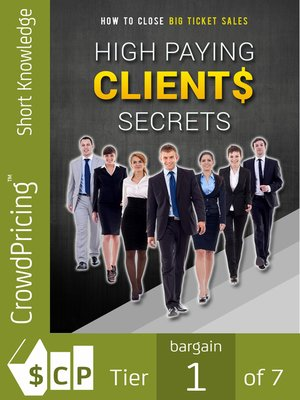 cover image of High Paying Clients Secrets
