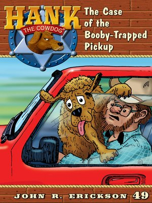 cover image of The of the Booby-Trapped Pickup